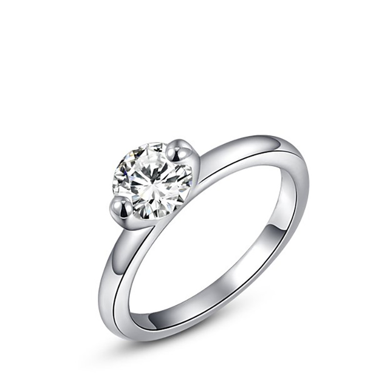 Only Love Diamond Ring - White