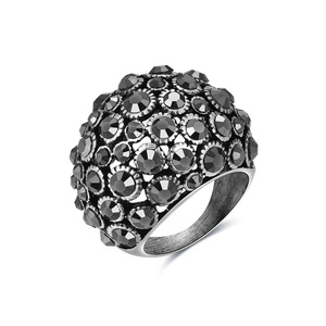 Phantom Starry Sky Silver Ring