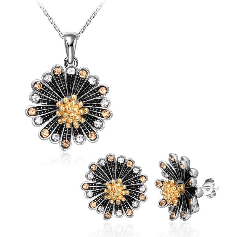 Chrysanthemum Two-Tone Set