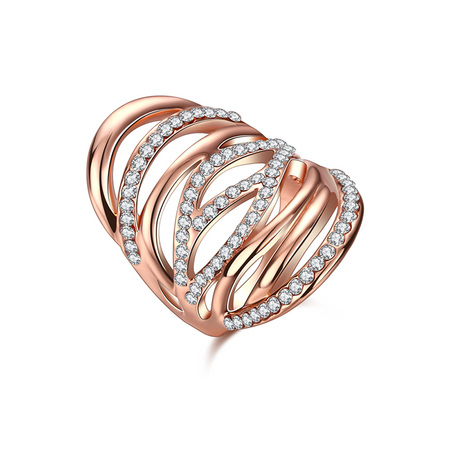 Same Way Rose Gold Ring