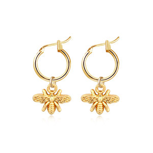 Apis Florea Drop Earrings
