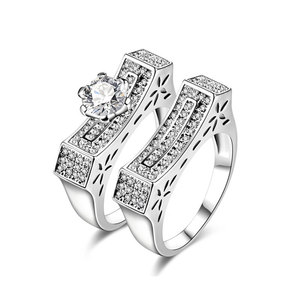 Inverted Arch Bridge Couple Rings