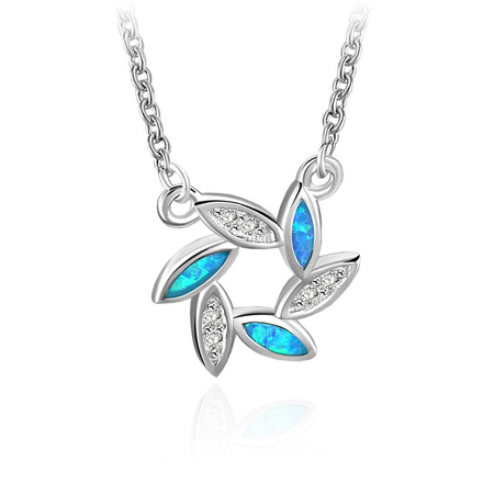 Windmill 925 Sterling Silver Necklace