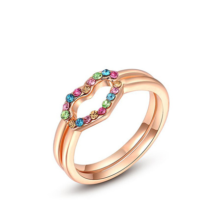 Love Lifetime Rose Gold Ring