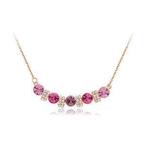 Five Colours Defiled Necklace