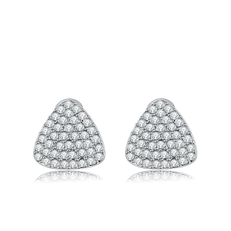Delta Wing Stud Earrings