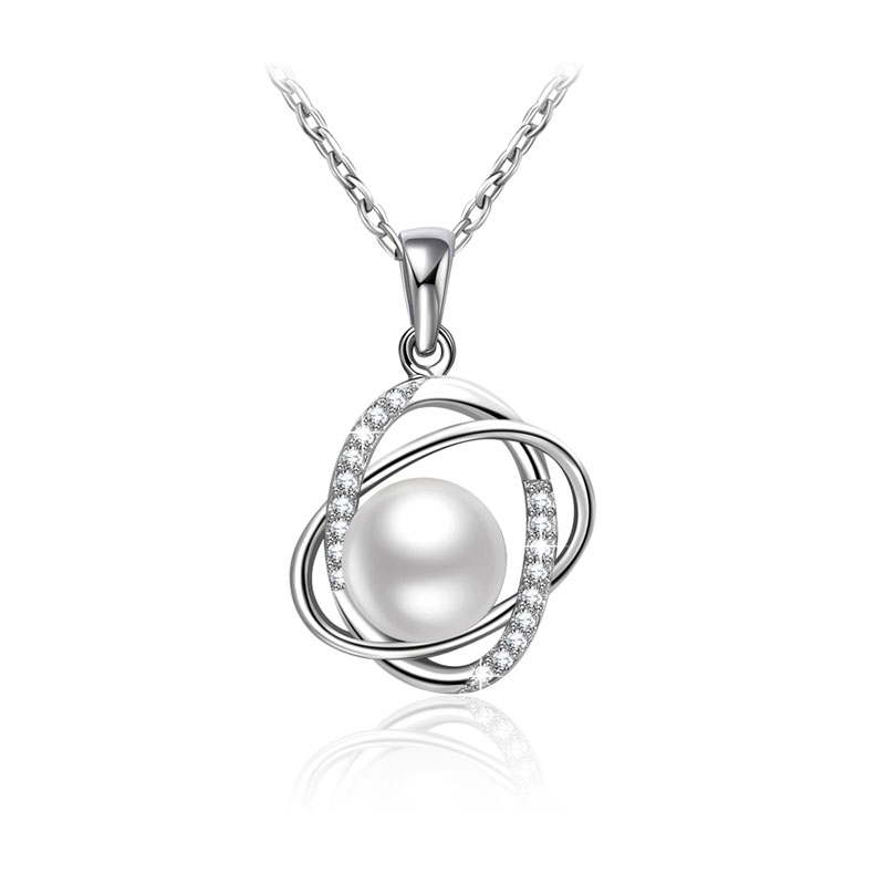 The World Pearl & Diamond Necklace
