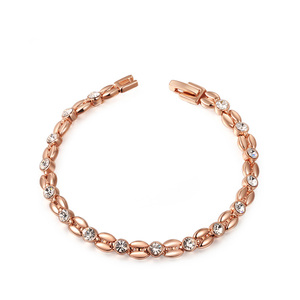 Wheat Granules Bracelet - Rose