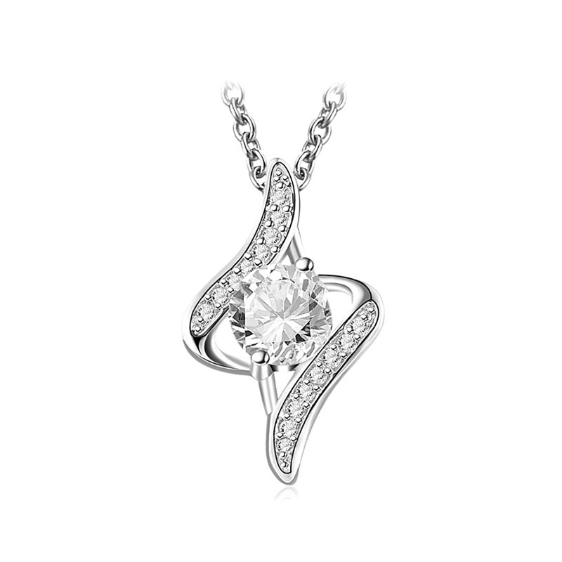 Forevermark Fashion White Gold Necklace