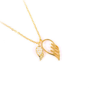 Wings 925 Sterling Silver Pendant