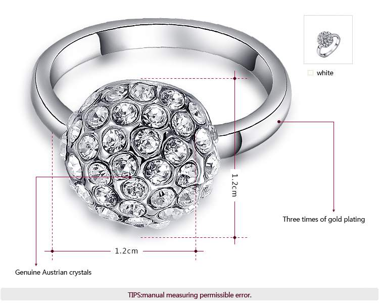 Ball Type Rurround Ring
