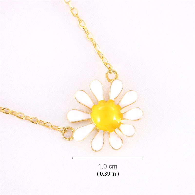 Daisy 925 Sterling Silver Pendant