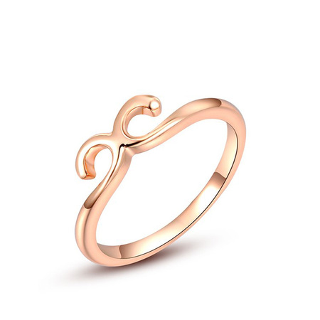 Magic Spell Love Rose Gold Ring