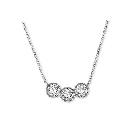 Spring of Love White Gold Necklace